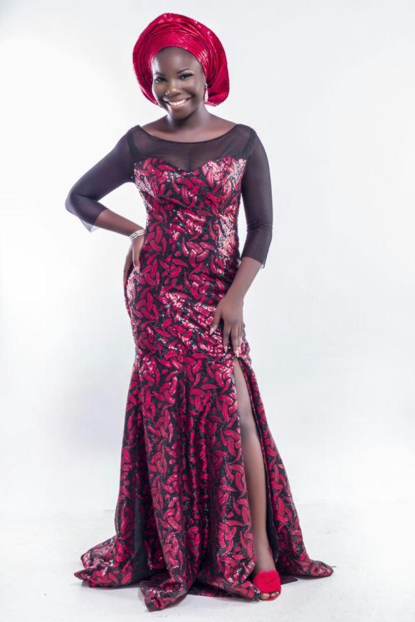 KB Fabrics LoveweddingsNG Nigerian Wedding Guest