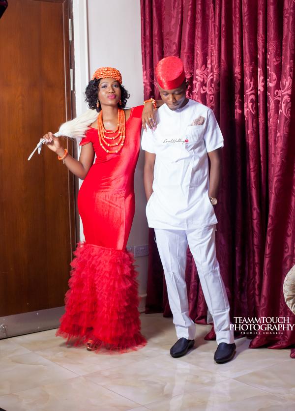 LoveweddingsNG Nigerian Traditional Wedding - Mary-anne and Onyedinma