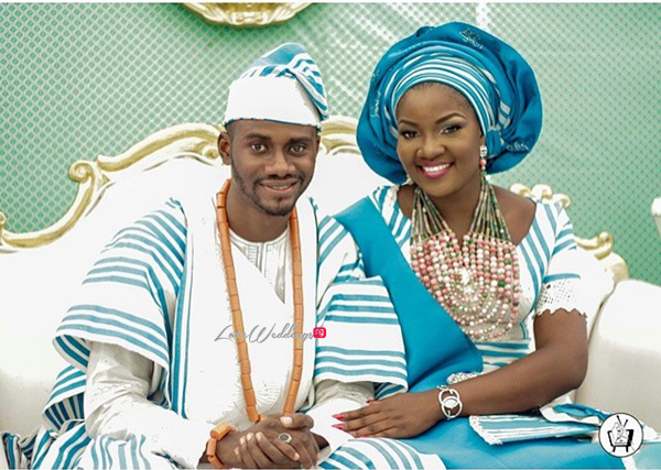 LoveweddingsNG Nigerian Traditional Wedding Temi Omoge adumaradan weds Segun Dangote feat