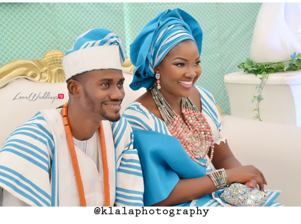 LoveweddingsNG Nigerian Traditional Wedding Temi Omoge adumaradan weds Segun Dangote