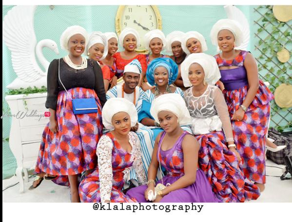 LoveweddingsNG Nigerian Traditional Wedding Temi Omoge adumaradan weds Segun Dangote1