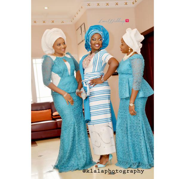 LoveweddingsNG Nigerian Traditional Wedding Temi Omoge adumaradan weds Segun Dangote13