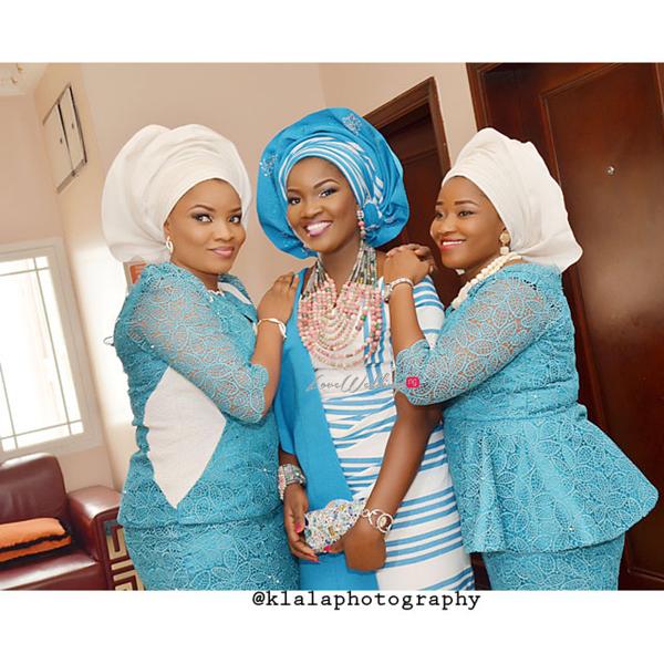 LoveweddingsNG Nigerian Traditional Wedding Temi Omoge adumaradan weds Segun Dangote15