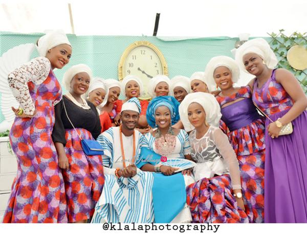 LoveweddingsNG Nigerian Traditional Wedding Temi Omoge adumaradan weds Segun Dangote3
