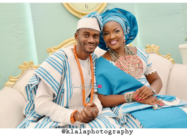 LoveweddingsNG Nigerian Traditional Wedding Temi Omoge adumaradan weds Segun Dangote4