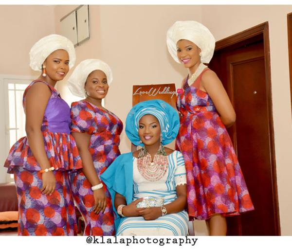 LoveweddingsNG Nigerian Traditional Wedding Temi Omoge adumaradan weds Segun Dangote7