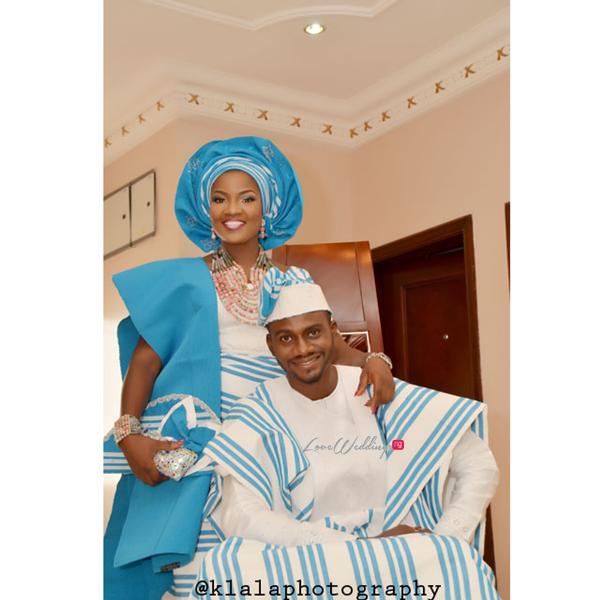LoveweddingsNG Nigerian Traditional Wedding Temi Omoge adumaradan weds Segun Dangote9