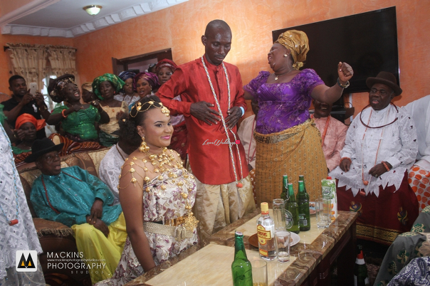 LoveweddingsNG Nigerian Traditional Wedding Tosan and Gbemi13
