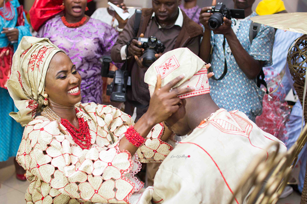 LoveweddingsNG Nigerian Traditional Wedding Yemi and Adeola Adeolu Adeniyi Photography14