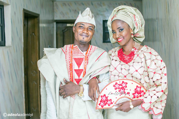 LoveweddingsNG Nigerian Traditional Wedding Yemi and Adeola Adeolu Adeniyi Photography29