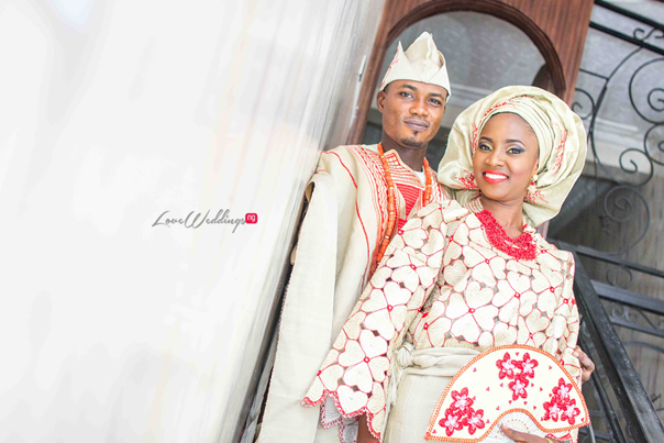 LoveweddingsNG Nigerian Traditional Wedding Yemi and Adeola Adeolu Adeniyi Photography30