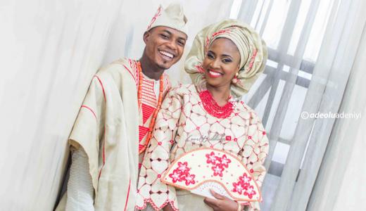 LoveweddingsNG Nigerian Traditional Wedding Yemi and Adeola Adeolu Adeniyi Photography31