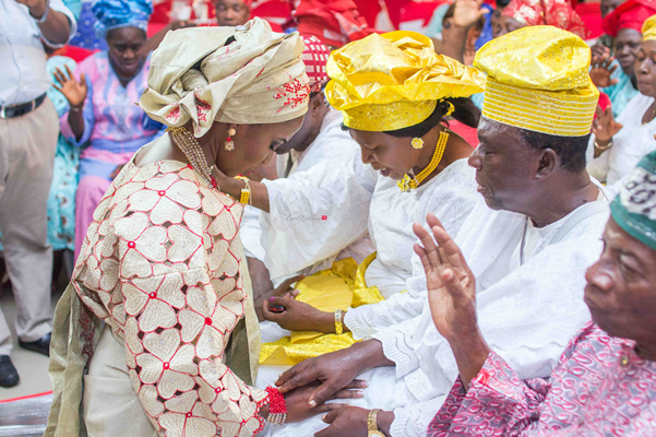 LoveweddingsNG Nigerian Traditional Wedding Yemi and Adeola Adeolu Adeniyi Photography6