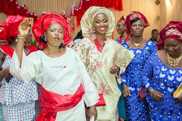 LoveweddingsNG Nigerian Traditional Wedding Yemi and Adeola Adeolu Adeniyi Photography7