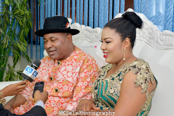 LoveweddingsNG Real Weddings Eva and Tony