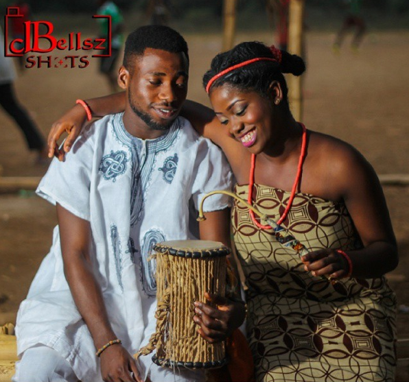 Loveweddingsng Traditional Prewedding Shoot1