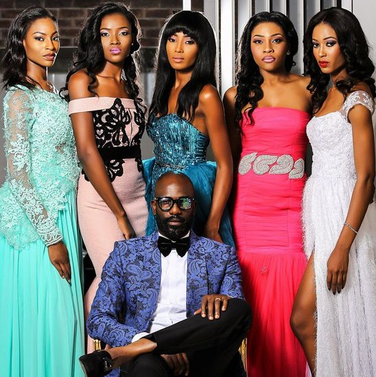 Mai Atafo House of Lux Collaboration LoveweddingsNG