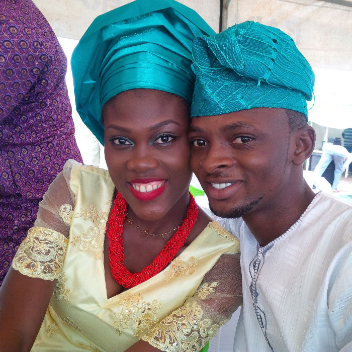 My Big Nigerian Wedding - Ayoade Ajisegiri and Adedeji Adeyeye