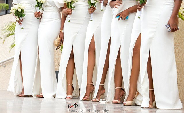 Onyinye Carter Bosah Chukwuogo Wedding -Bridesmaids Frank Ugah Photography1