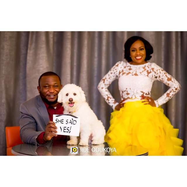 Onyinye Carter and Bosah Chukwuogo PreWedding LoveweddingsNG2
