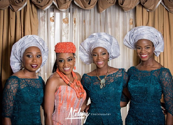 Onyinye Carter and Bosah Chukwuogo Wedding LoveweddingsNG3