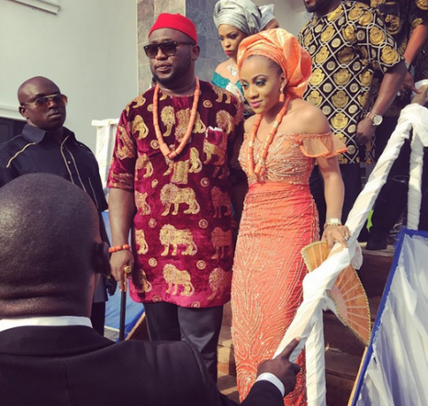 Onyinye Carter and Bosah Chukwuogo Wedding LoveweddingsNG5