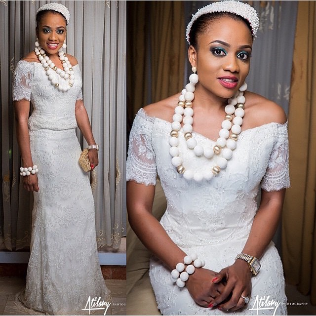 Onyinye Carter and Bosah Chukwuogo Wedding LoveweddingsNG8