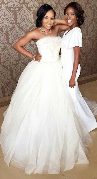 Onyinye Carter weds Bosah LoveweddingsNG