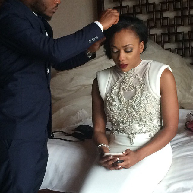 Onyinye Carter weds Bosah LoveweddingsNG1