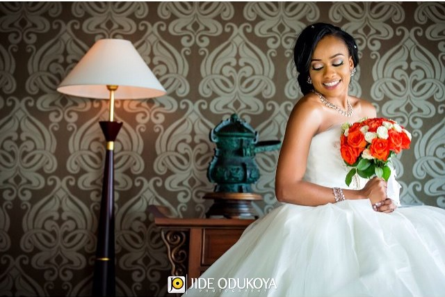 Onyinye Carter weds Bosah LoveweddingsNG17