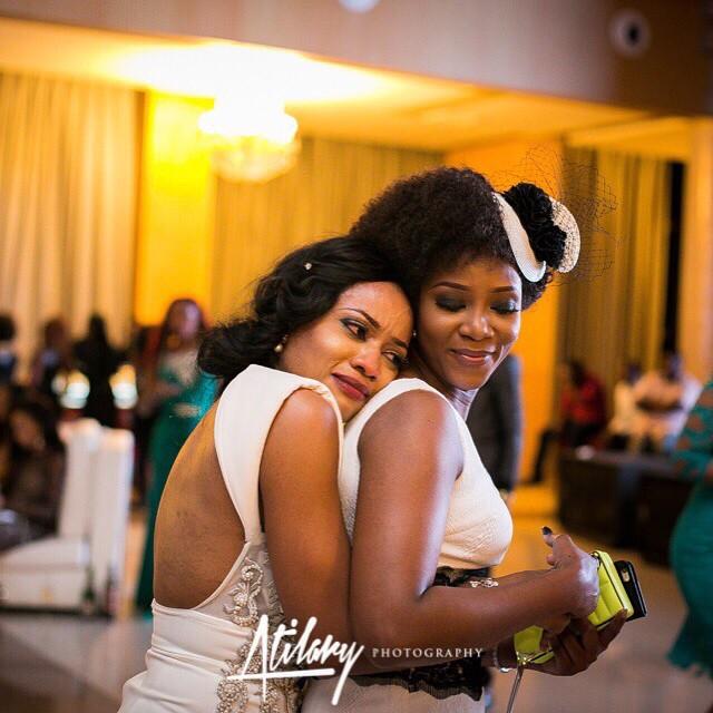 Onyinye Carter weds Bosah LoveweddingsNG19