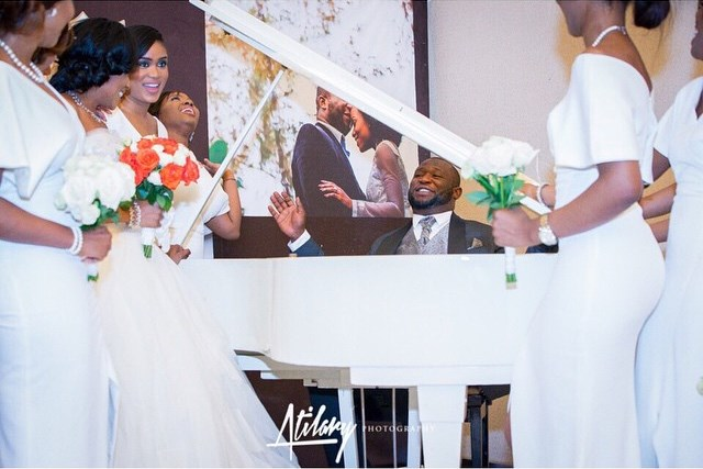 Onyinye Carter weds Bosah LoveweddingsNG21
