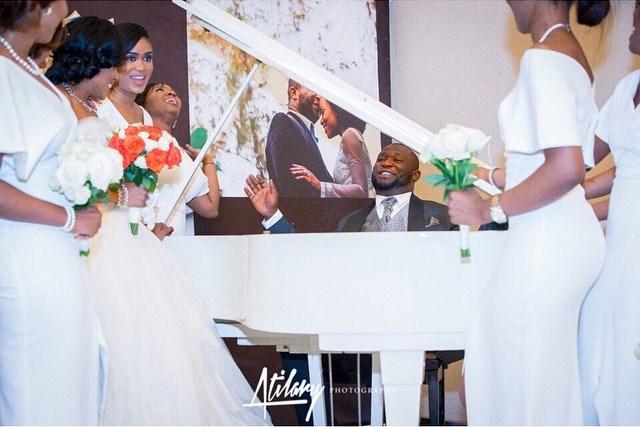Onyinye Carter weds Bosah LoveweddingsNG21
