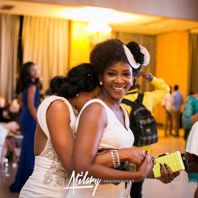 Onyinye Carter weds Bosah LoveweddingsNG25