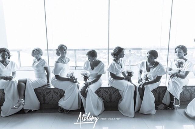 Onyinye Carter weds Bosah LoveweddingsNG27