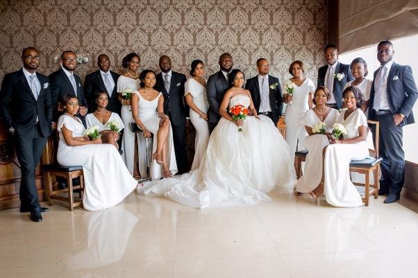 Onyinye Carter weds Bosah LoveweddingsNG32