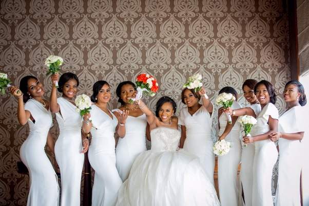 Onyinye Carter weds Bosah LoveweddingsNG33