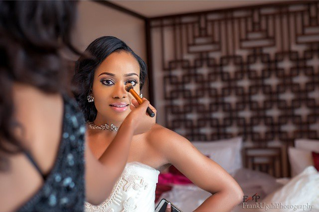 Onyinye Carter weds Bosah LoveweddingsNG