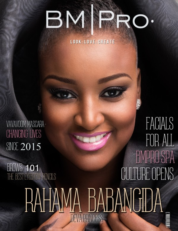 Rahama Babangida BM Pro Covers LoveweddingsNG1