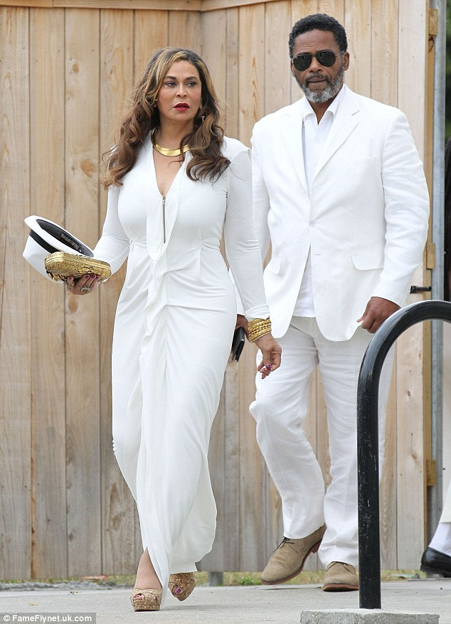 Tina Knowles weds Richard Lawson LoveweddingsNG4