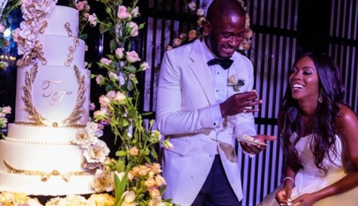 Tiwa Savage Tee Billz Wedding Anniversary LoveweddingsNG1