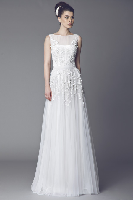 Tony Ward Bridal 2015 - LoveweddingsNG6