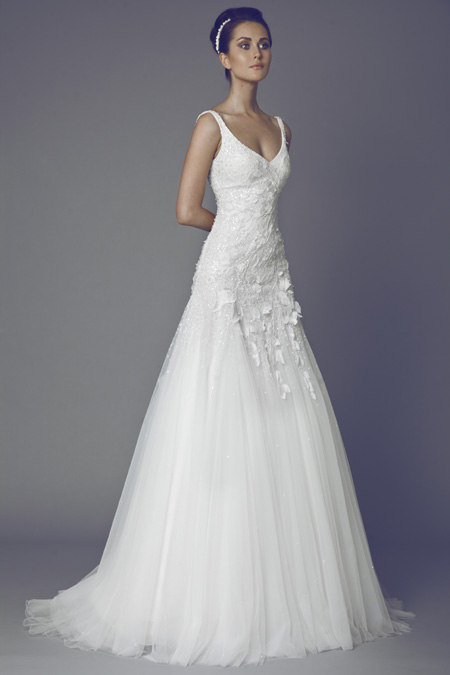 Tony Ward Bridal 2015 - LoveweddingsNG9