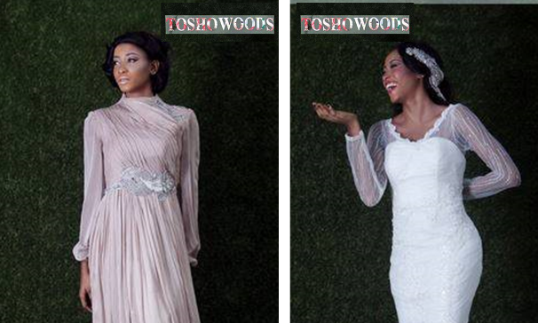 Tosho Woods Bridal Collection LoveweddingsNG feat