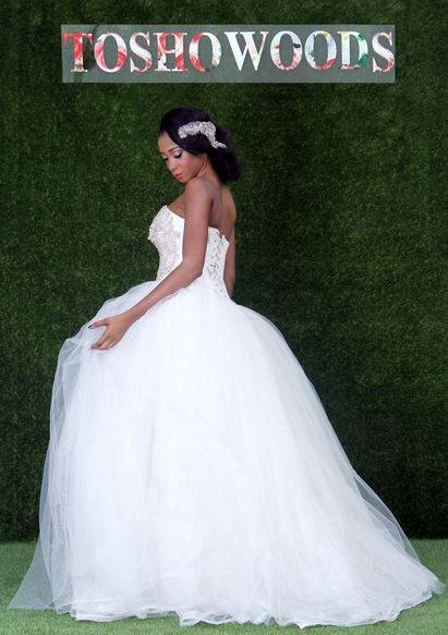 Tosho Woods Bridal Collection LoveweddingsNG6