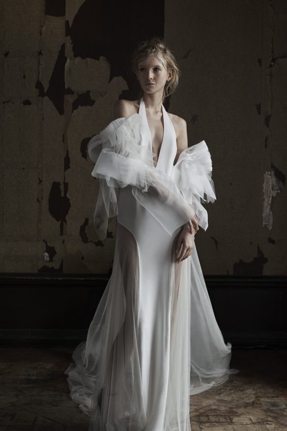 Vera Wang Spring 2016 Collection - Hotel Madrid LoveweddingsNG12