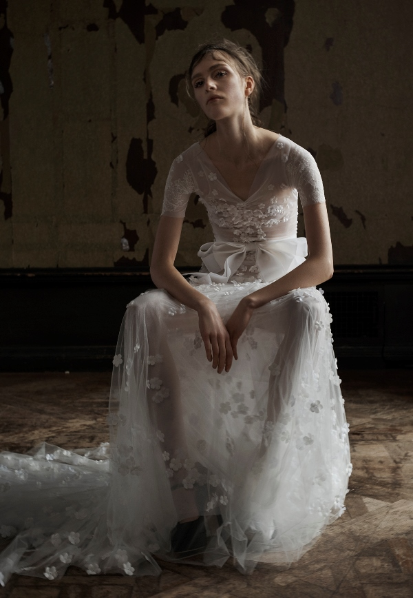 Vera Wang Spring 2016 Collection - Hotel Madrid LoveweddingsNG4