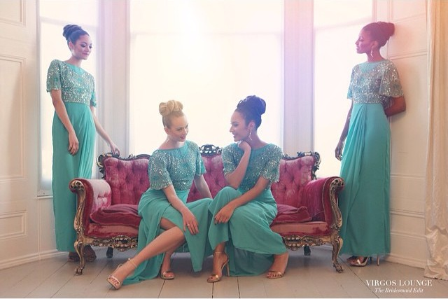 Virgos Lounge Bridesmaid Edit Summer 2015 Belle LoveweddingsNG