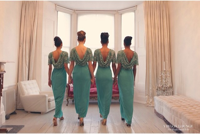 Virgos Lounge Bridesmaid Edit Summer 2015 Belle LoveweddingsNG1