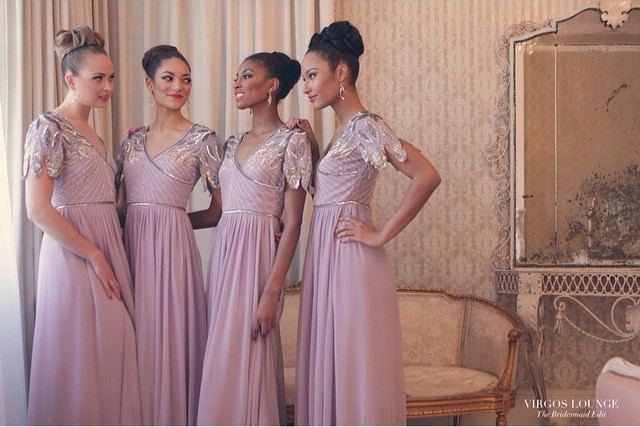 Virgos Lounge Bridesmaid Edit Summer 2015 Ursula LoveweddingsNG